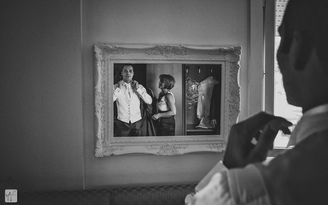07 preparativi sposo Mira Venezia