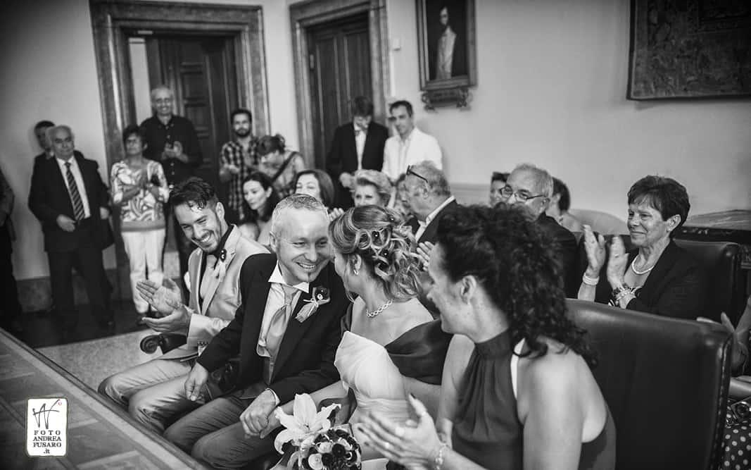 23 cerimonia municipio fotografo matrimonio ferrara Matrimonio Manuela e Andrea from London to Italy