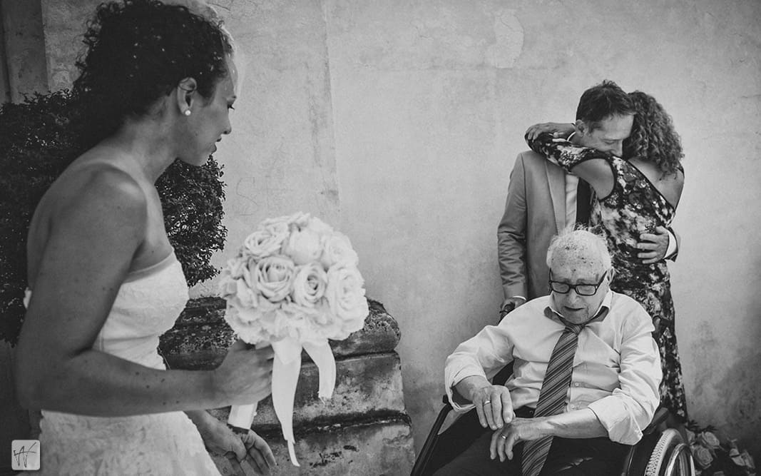 23 matrimonio venezia nonno sposa Matrimonio Erica e Antonio, from London to Italy
