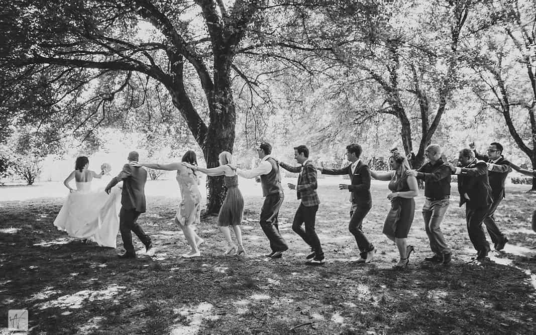 29 trenino invitati matrimonio villa braida
