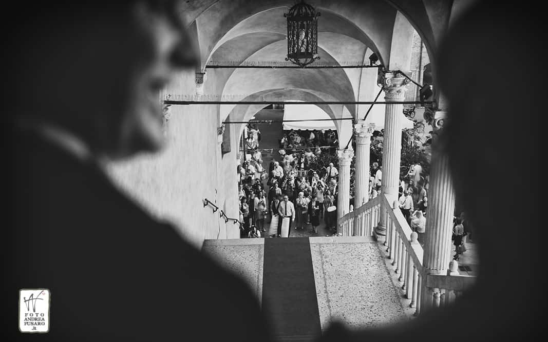 33 invitati fotografo matrimonio ferrara