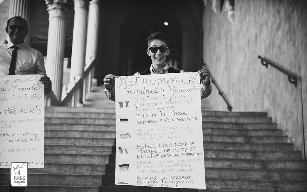 37 invitati fotografo matrimonio ferrara