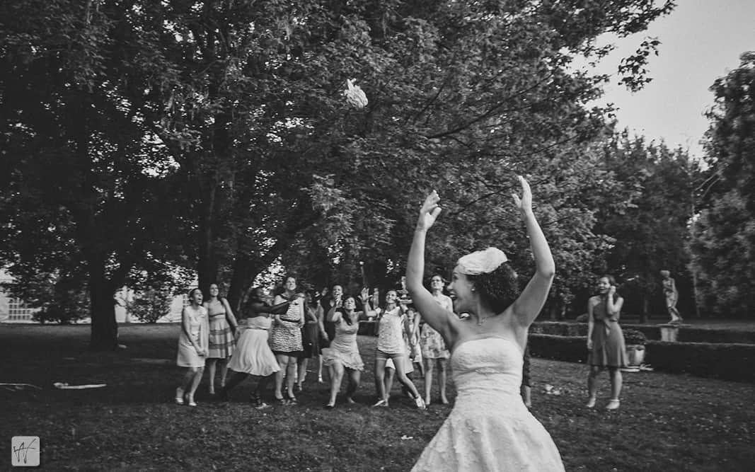 38 lancio del bouquette villa braida ricevimento matrimonio