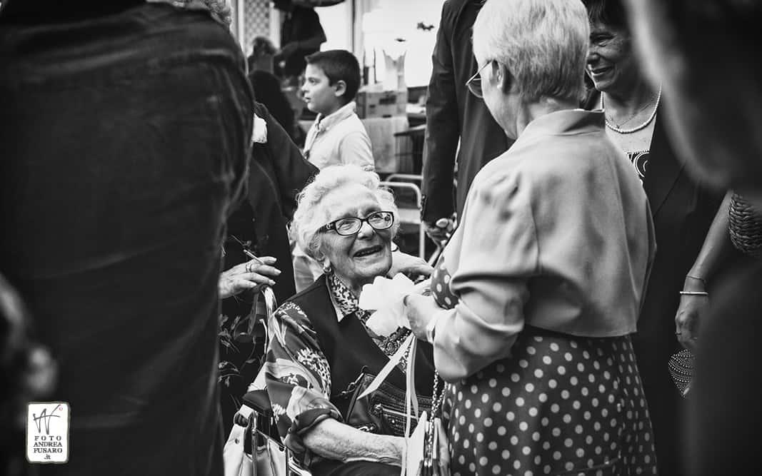 39 nonna sposo fotografo matrimonio ferrara Matrimonio Manuela e Andrea from London to Italy