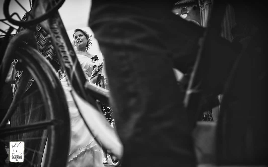 40 sposa ferrara citta delle biciclette