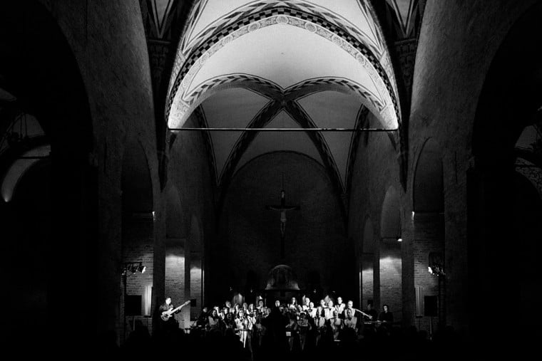 foto andrea fusaro wedding photographer 0116 760x507 Notenere, Gospel e solidarietà