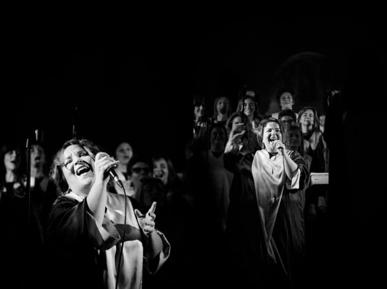 foto andrea fusaro wedding photographer 0133 760x569 Notenere, Gospel e solidarietà