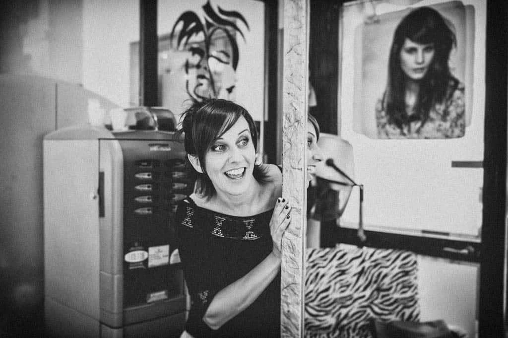 02 preparativi parrucchiera rovigo Laura + Marco | Matrimonio a Rovigo