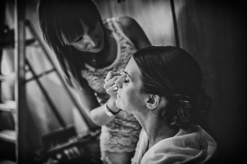 02 trucco sposa make up lotus benessere rovigo Erika + Davide | Rovigo   Padova