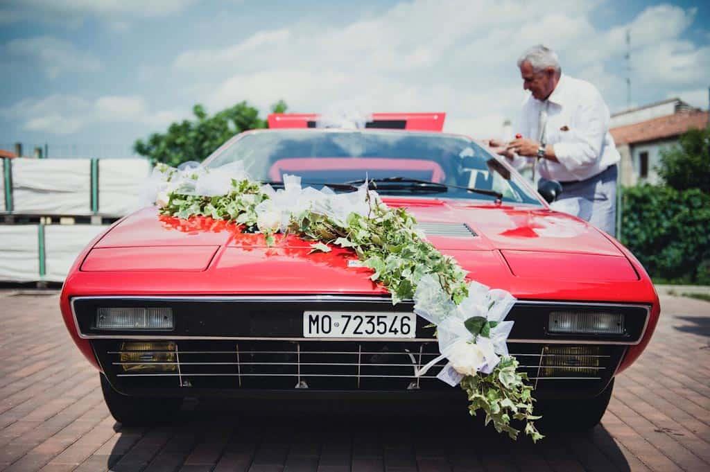 04 ferrari matrimonio rovigo Lara + Mattia | Matrimonio Padova   Rovigo