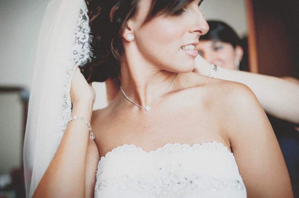 05 preparazione sposa rovigo Laura + Marco | Matrimonio a Rovigo