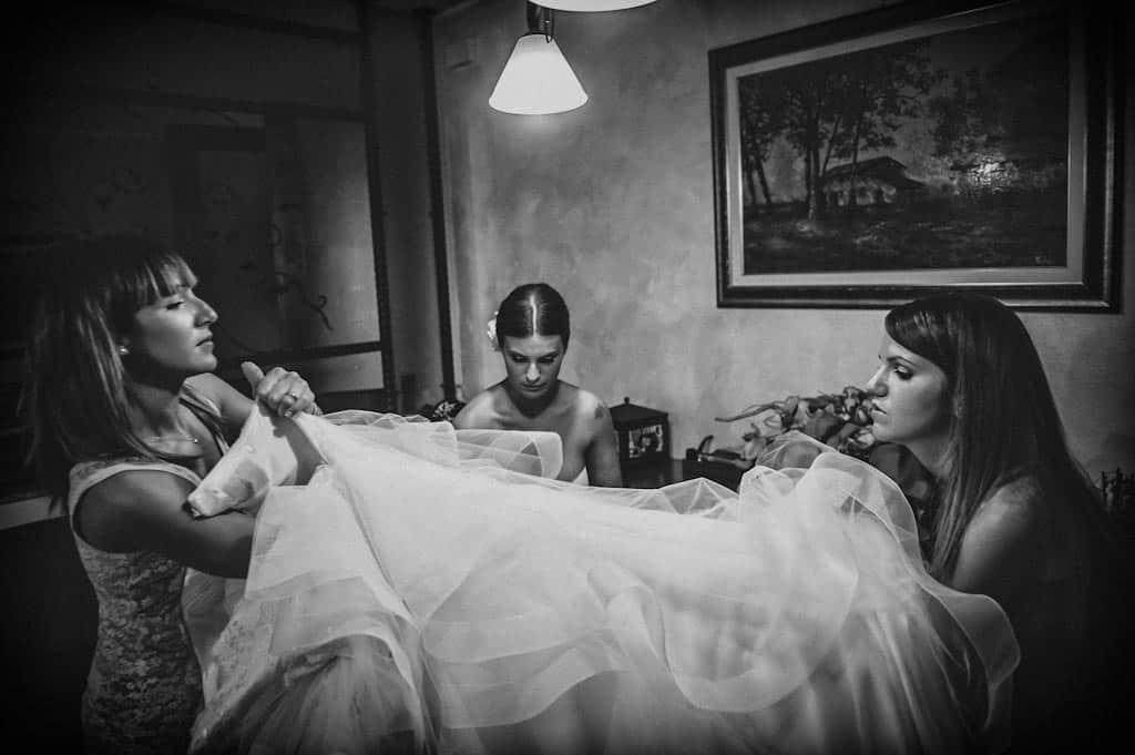 05 vestito sposa matrimonio Erika + Davide | Rovigo   Padova