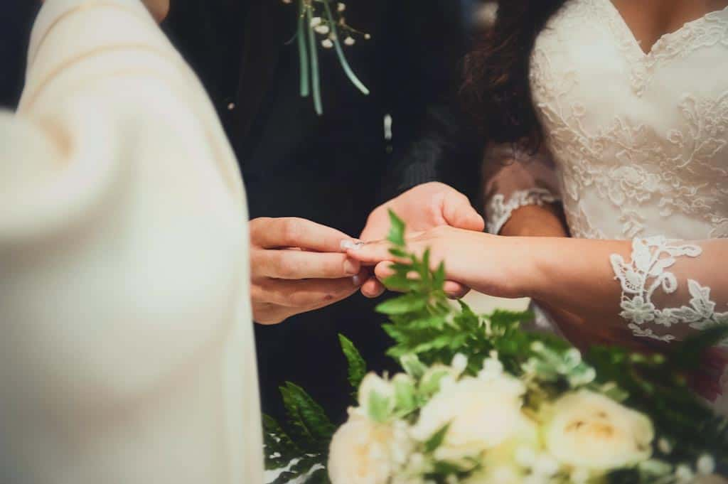 11 scambio fedi matrimonio rovigo Lara + Mattia | Matrimonio Padova   Rovigo
