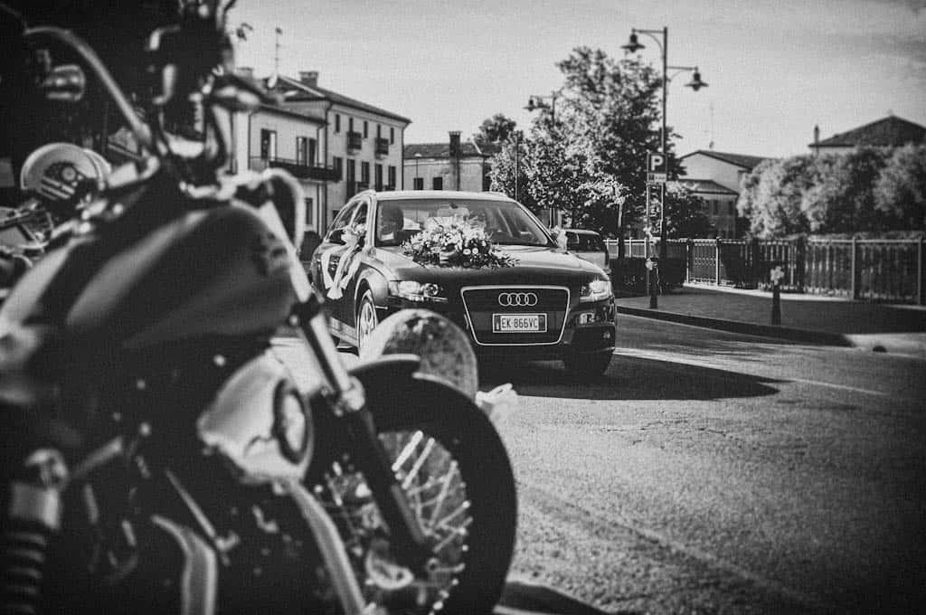 12 arrivo sposa chiesa rovigo Laura + Marco | Matrimonio a Rovigo
