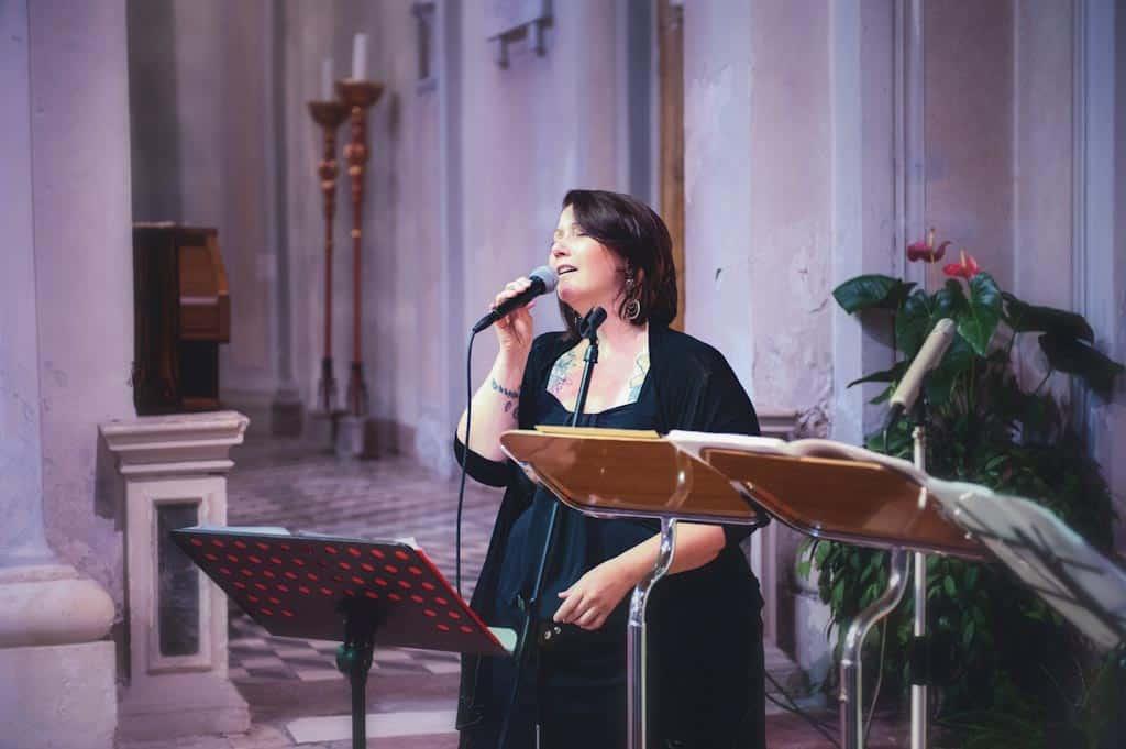 12 cantante matrimonio padova