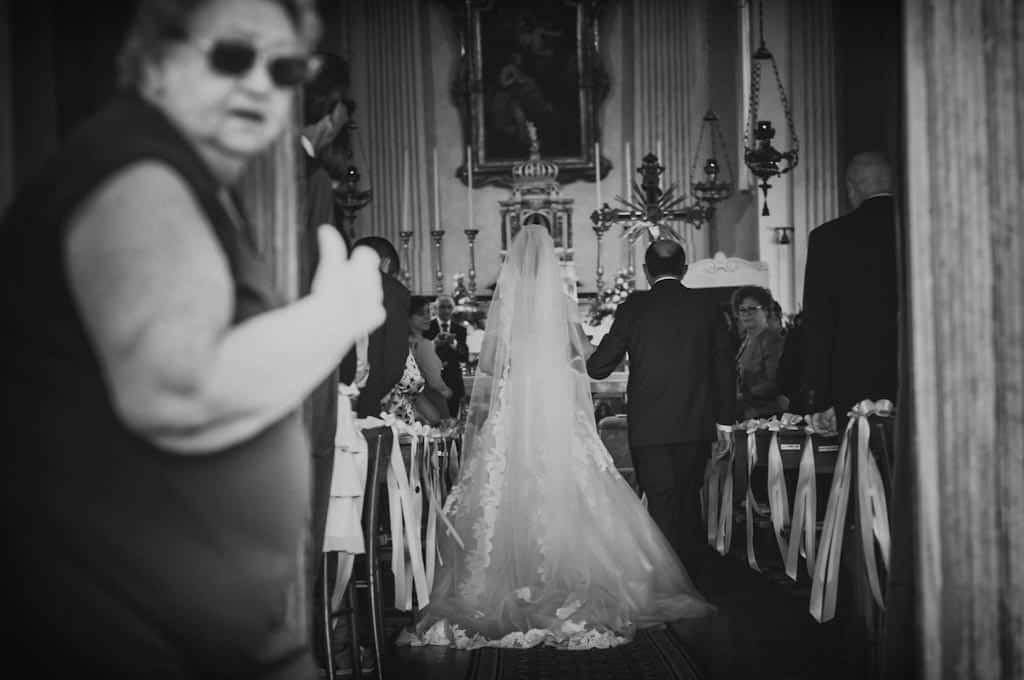 14 entrata chiesa sposa Eleonora + Filippo | Matrimonio Rovigo   Padova