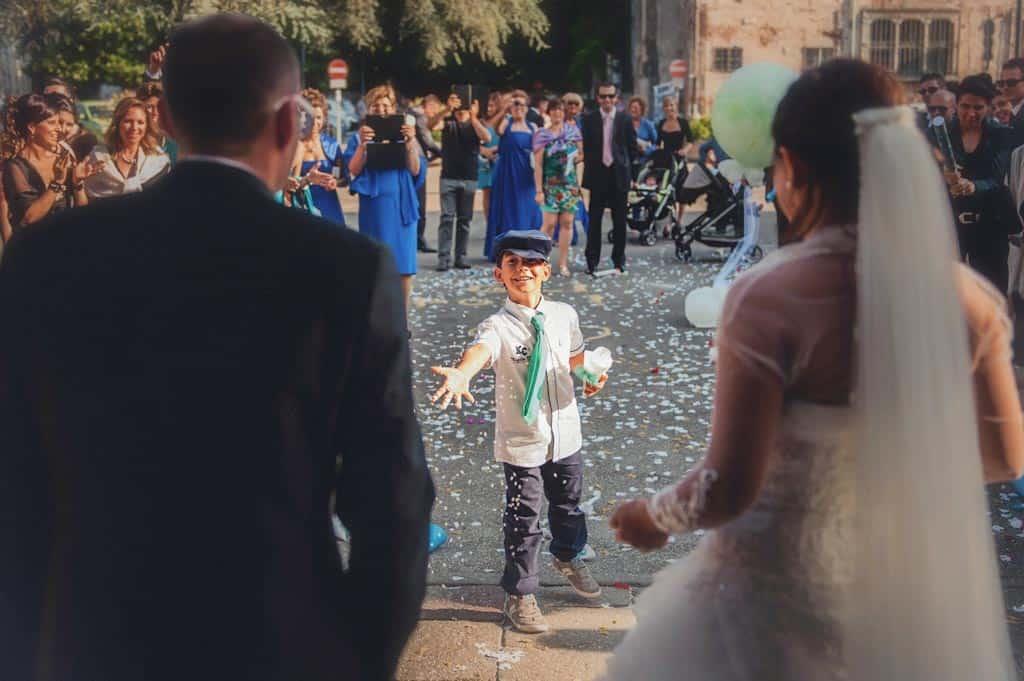 15 lancio riso paggetto Lara + Mattia | Matrimonio Padova   Rovigo