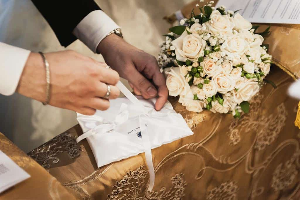 16 scambio fedi matrimonio Eleonora + Filippo | Matrimonio Rovigo   Padova