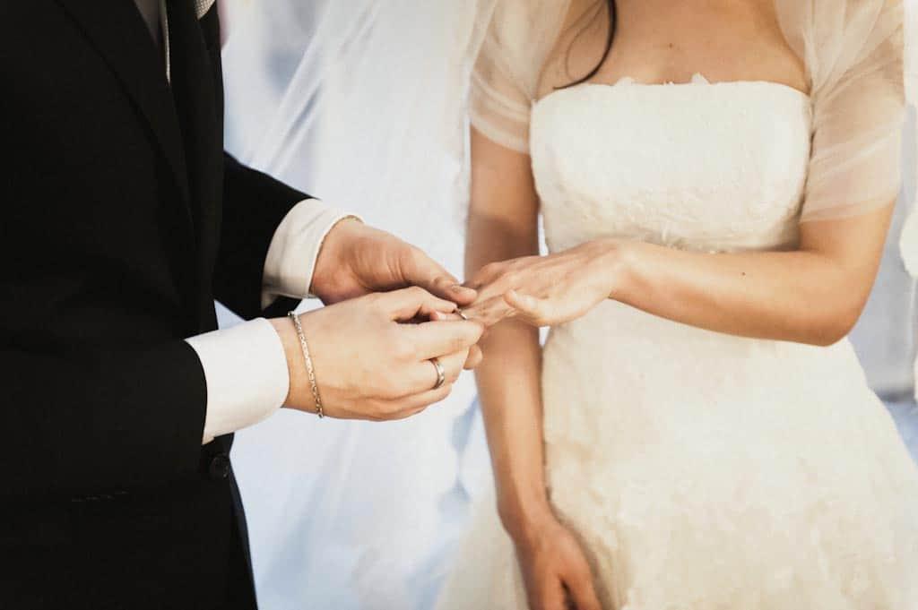 17 scambio fedi sposi Eleonora + Filippo | Matrimonio Rovigo   Padova