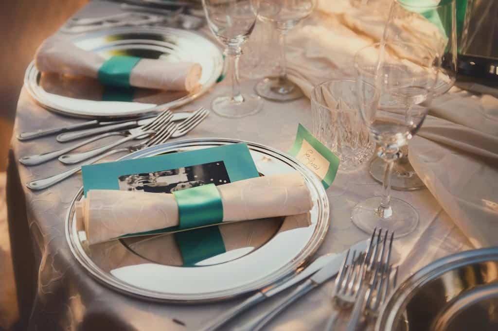 19 villa selmi matrimonio cena