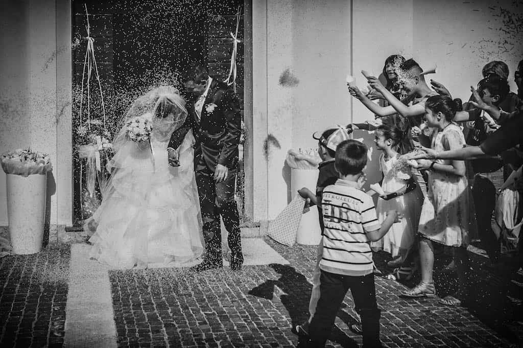 20 lancio del riso matrimonio veneto Erika + Davide | Rovigo   Padova