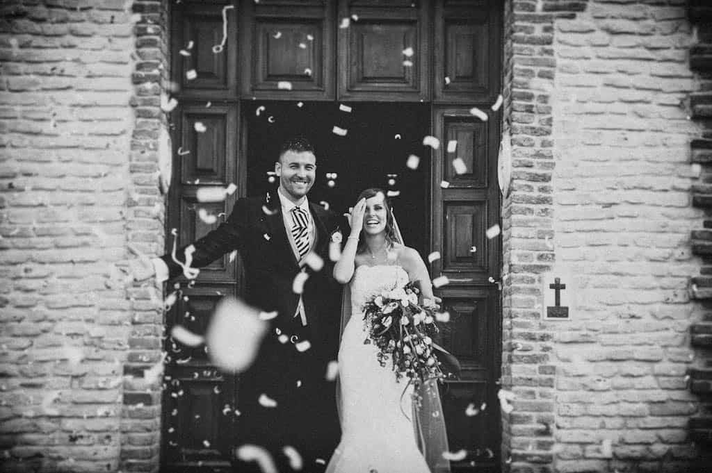20 lancio del riso rovigo1 Laura + Marco | Matrimonio a Rovigo