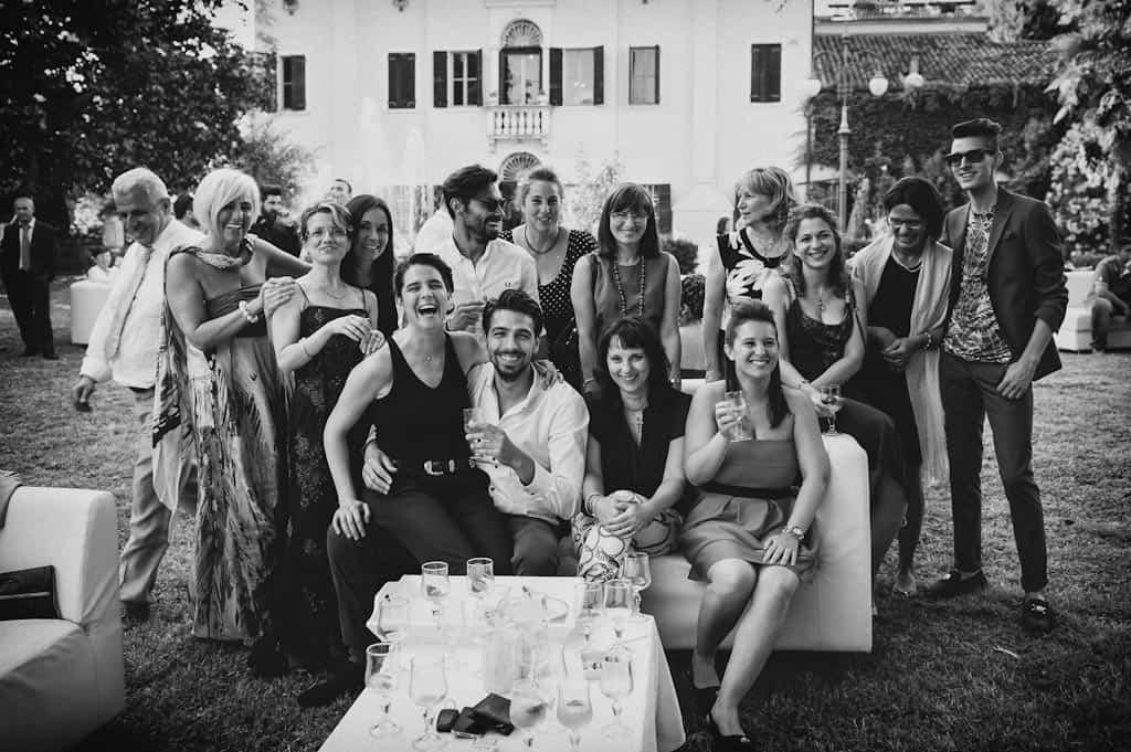 24 gruppo fotografo rovigo Lara + Mattia | Matrimonio Padova   Rovigo