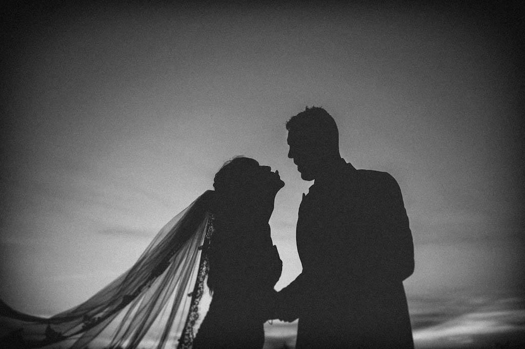 33 silhouette sposi matrimonio