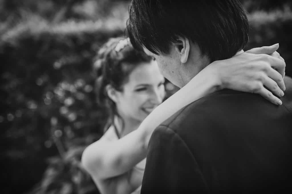 35 sposi abbraccio1 Eleonora + Filippo | Matrimonio Rovigo   Padova