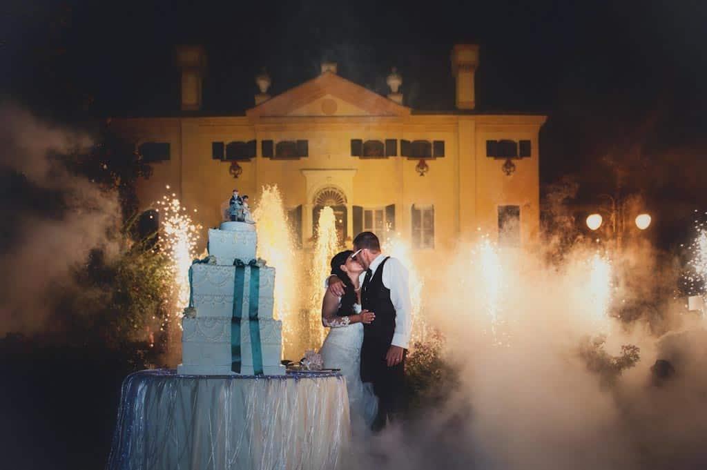 38 torta nuziale villa selmi rovigo Lara + Mattia | Matrimonio Padova   Rovigo