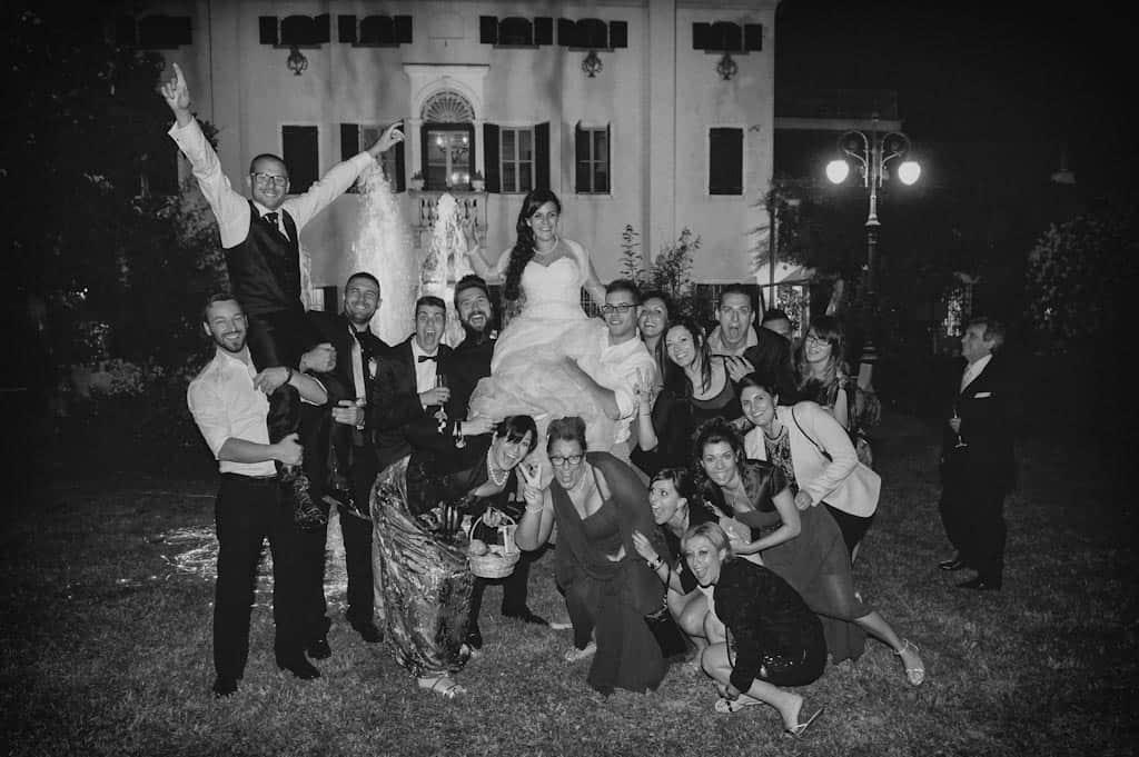 39 festa matrimonio rovigo