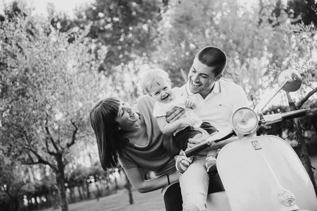04 ritratti di famiglia servizio fotografico este Ritratto di famiglia: Giulia Sara e Gianluca