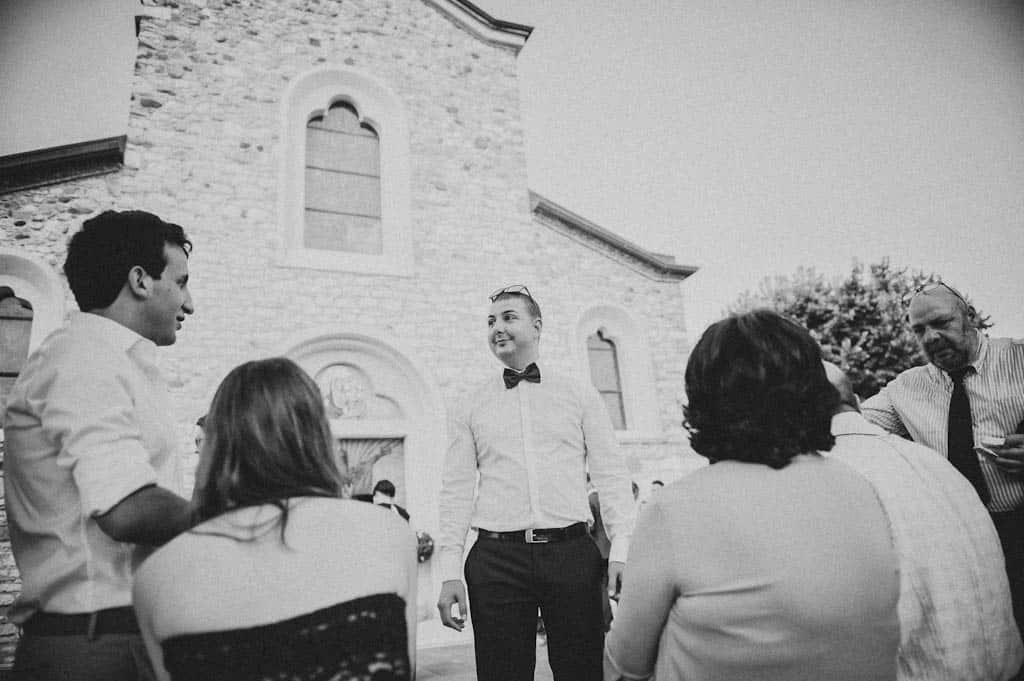 12 chiesa sirmione Simona + Francesco | Matrimonio Lago di Garda