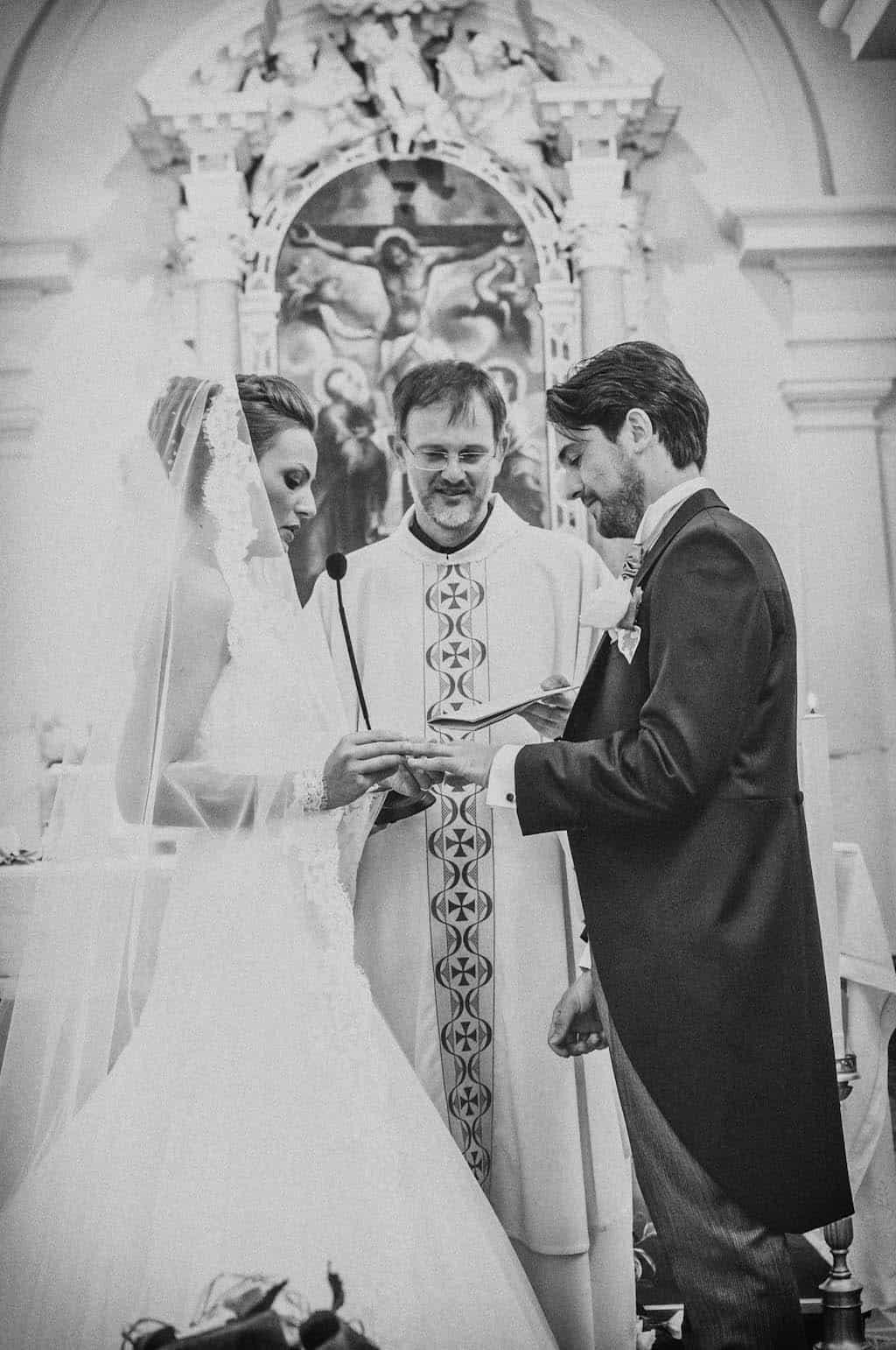 13 celebrazione rito matrimonio religioso Monica + Niccolò | matrimonio padova, colli euganei
