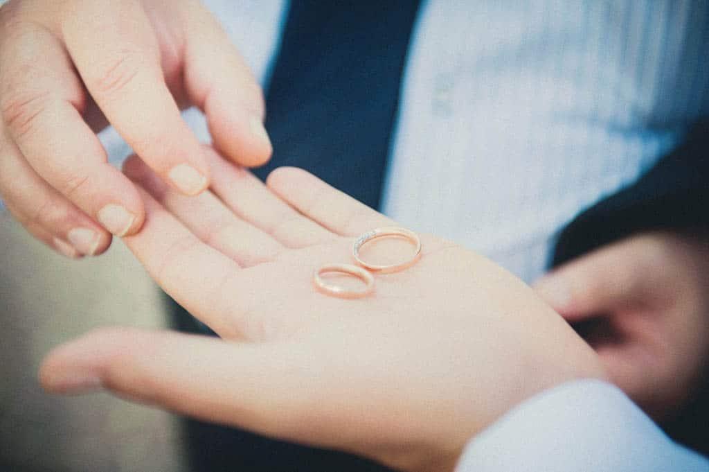 13 fedi matrimonio