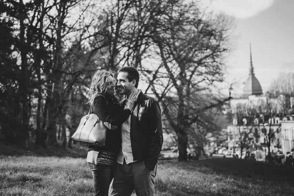 14 mole antonelliana torino fidanzati Alessandra e Michel: fidanzati a torino