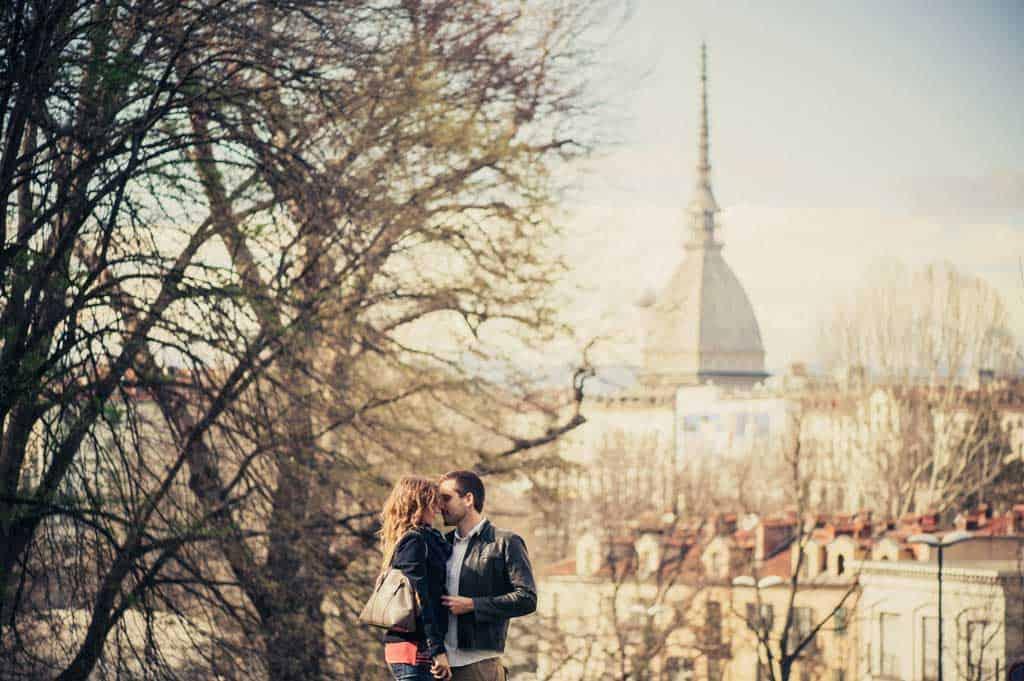 15 fidanzati servizio fotografico torino Alessandra e Michel: fidanzati a torino