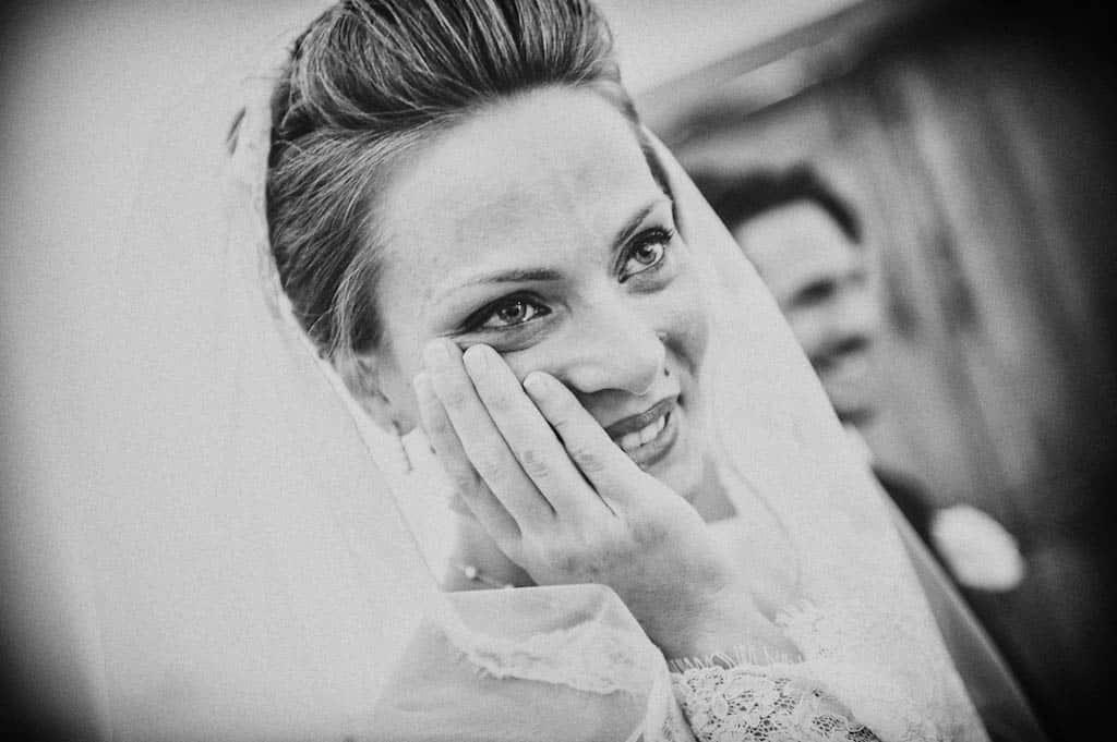 15 sposa lacrime matrimonio