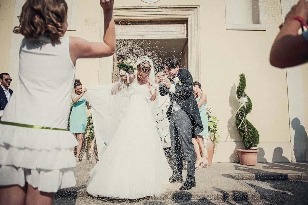 16 lancio del riso matrimonio padova