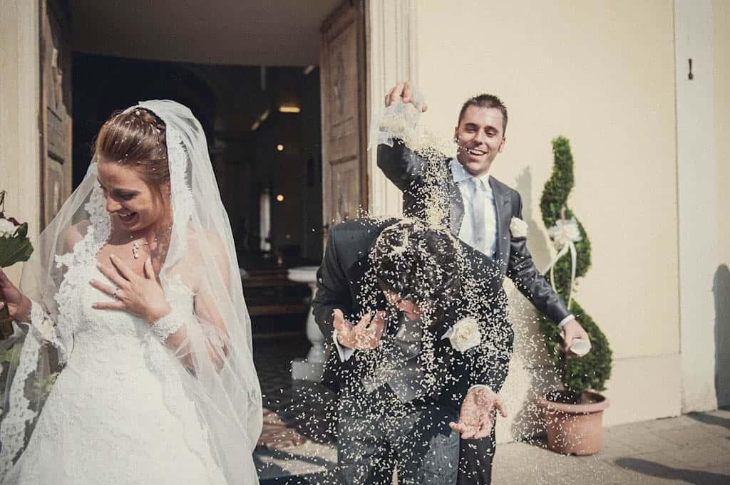 17 lancio del riso matrimonio colli euganei