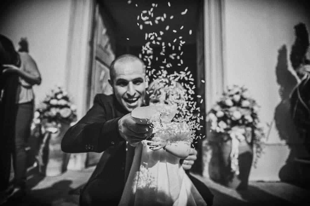 18 lancio del riso Monica + Niccolò | matrimonio padova, colli euganei