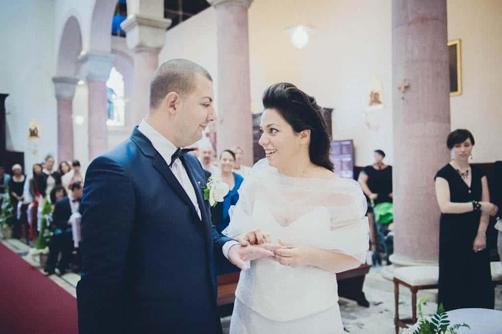 22 sposi scambio fedi Simona + Francesco | Matrimonio Lago di Garda