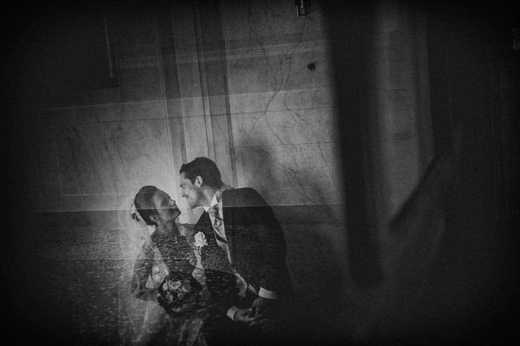 31 foto riflessi sposi matrimoni Monica + Niccolò | matrimonio padova, colli euganei