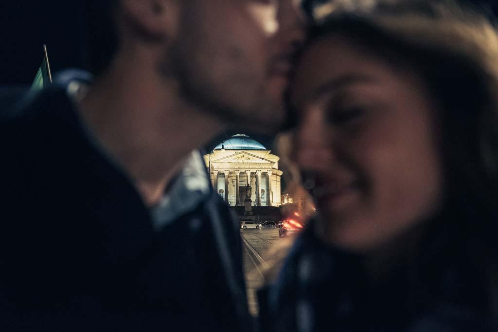 38 fidanzati bacio torino gran madre Alessandra e Michel: fidanzati a torino