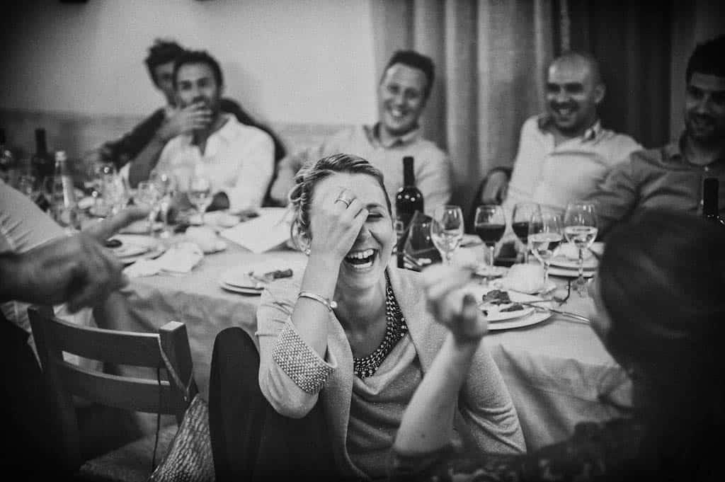 42 risate fotografo matrimoni spontanei