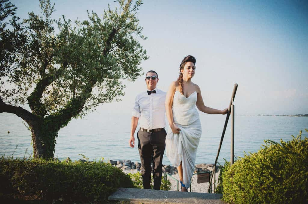 48 sposa lago di garda matrimonio fotografo Simona + Francesco | Matrimonio Lago di Garda