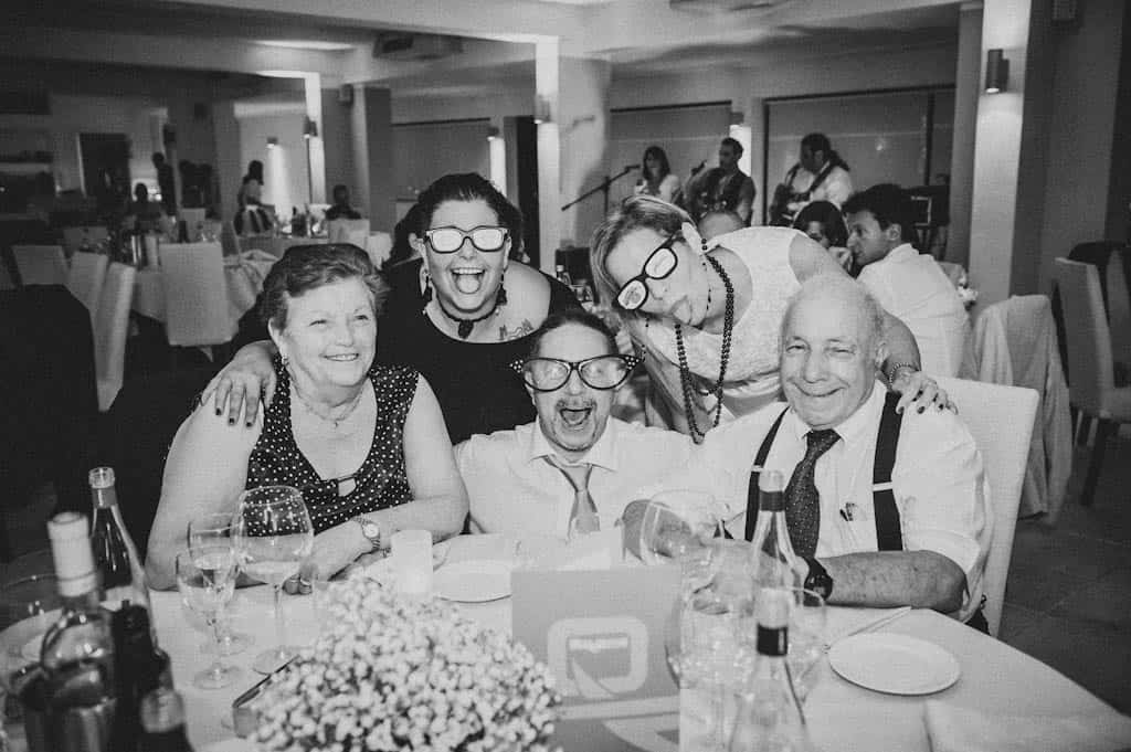 54 facce buffe matrimonio Simona + Francesco | Matrimonio Lago di Garda