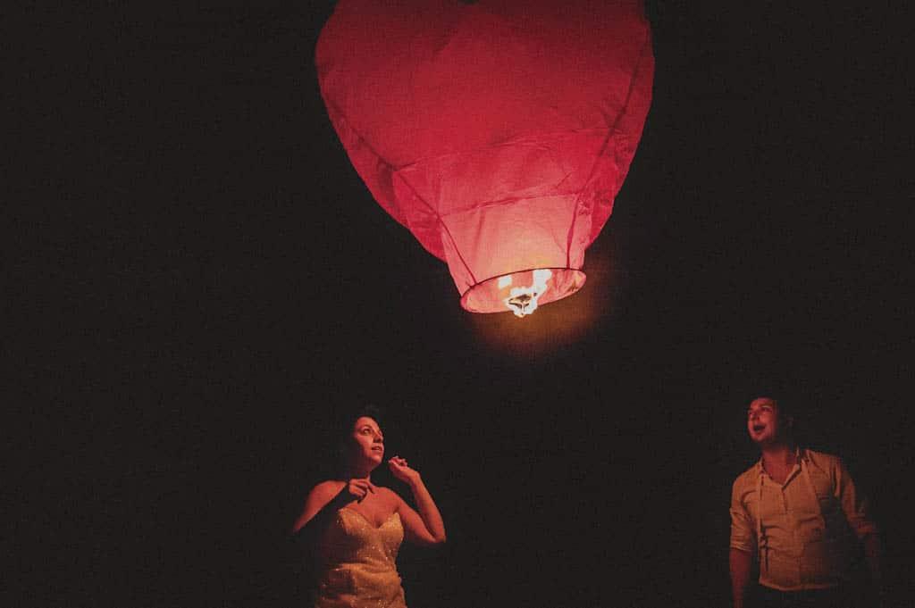 56 lanterne cinesi matrimonio