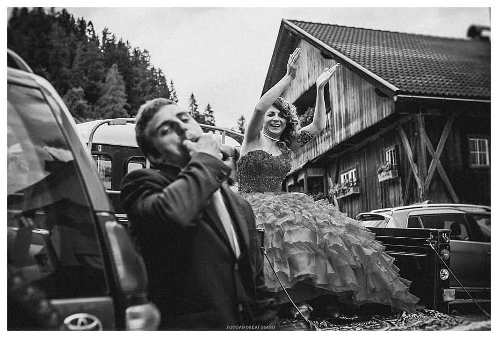 fotografo matrimoni padova 0046 La carica delle IRONICHE