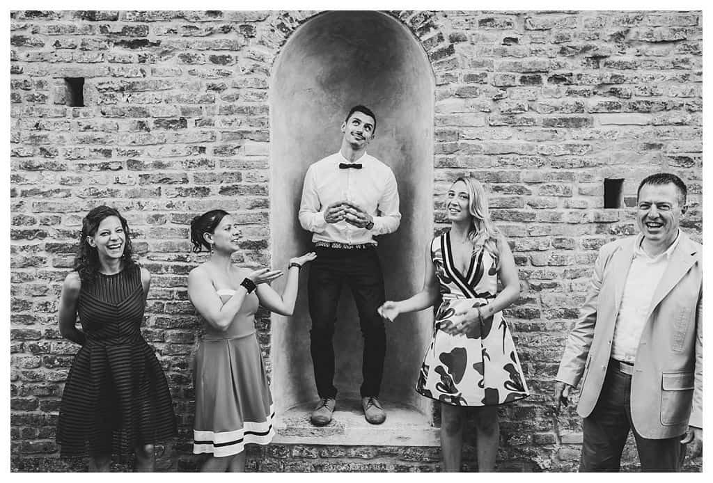 fotografo matrimoni padova 0051 La carica delle IRONICHE